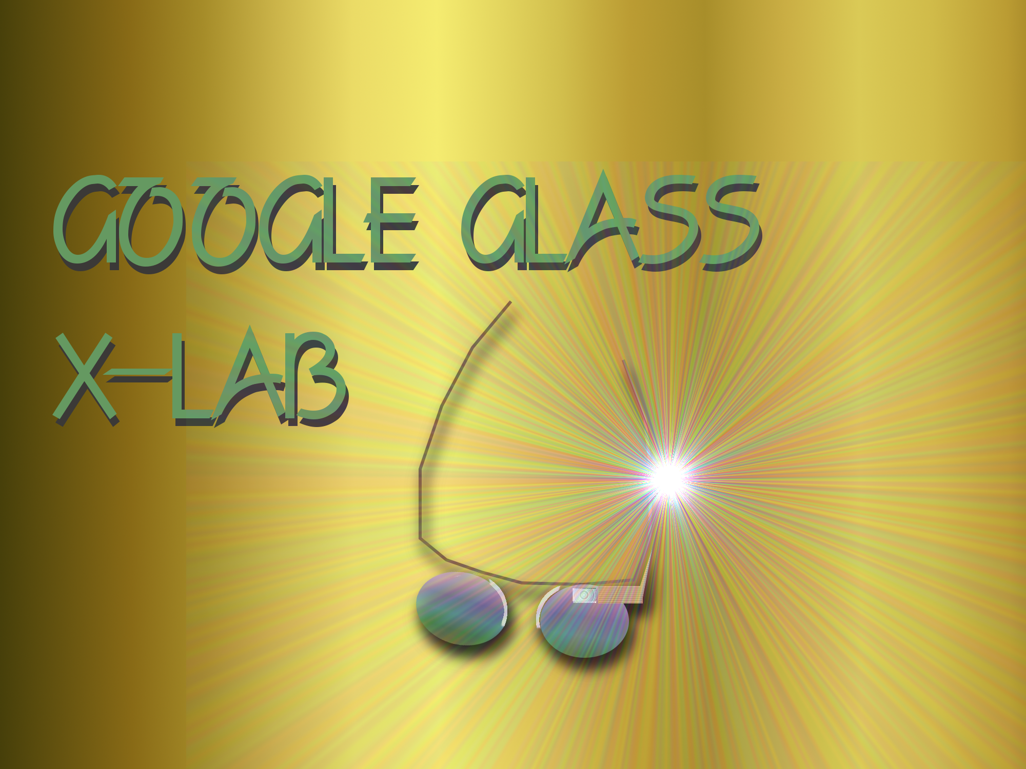 Google Glasses Optometrist