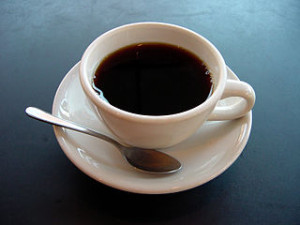 Cup of Coffee (for glaucoma)